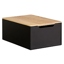 Buy John Lewis Copenhagen Metal Document Box Online at johnlewis.com