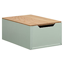 Buy John Lewis Copenhagen Document Box Online at johnlewis.com