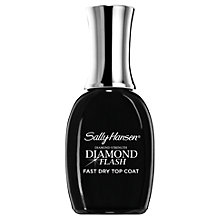 Buy Sally Hansen Diamond Flash Fast Dry Top Coat, 13.3ml Online at johnlewis.com