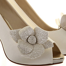 Buy Rainbow Club Servia Shoe Clips, Ivory Online at johnlewis.com