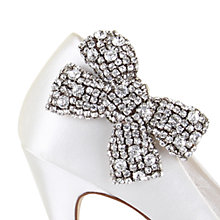 Buy Rainbow Club Selena Diamanté Shoe Clips, Pack of 2 Online at johnlewis.com