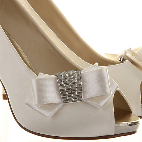 Buy Rainbow Club Callisto Shoe Clips, Ivory Online at johnlewis.com