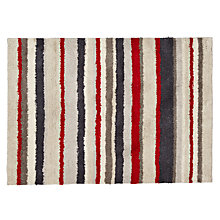 Buy John Lewis Washable Scandi Stripe Doormat, L85 x W60cm Online at johnlewis.com