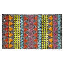 Buy Margo Selby Phoenix Doormat, L75 x W45cm Online at johnlewis.com