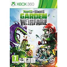 Buy Plants Vs. Zombies: Garden Warfare, Xbox 360 Online at johnlewis.com