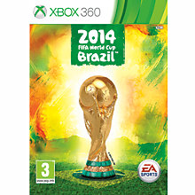 Buy 2014 FIFA World Cup Brazil, Xbox 360 Online at johnlewis.com