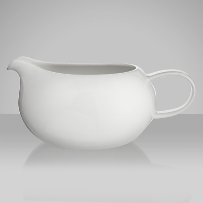John Lewis Cupola Bone China Creamer