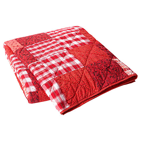 Buy Lexington The Spring Collection Patchwork Quilted Bedspread Online at johnlewis.com