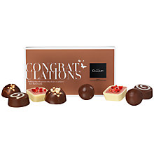 Buy Hotel Chocolat Congratulations Chocolate Pocket Selection, 95g Online at johnlewis.com