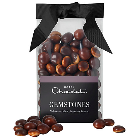 Buy Hotel Chocolat Marbled Gemstones, 140g Online at johnlewis.com