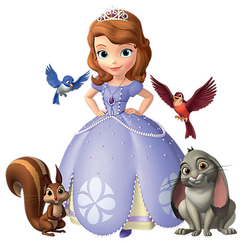 Buy Disney Sofia the First Shaped Jigsaw Puzzles, Pack of 4 Online at johnlewis.com