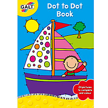 Buy Galt Dot To Dot Book Online at johnlewis.com