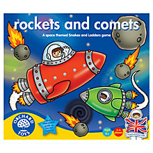 Buy Orchard Toys Rockets And Comets Game Online at johnlewis.com