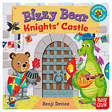 Buy Bizzy Bear Knight Castle Book Online at johnlewis.com