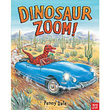 Buy Dinosaur Zoom Book Online at johnlewis.com