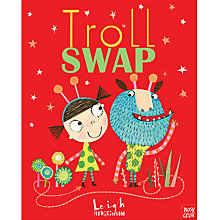 Buy Troll Swap Book Online at johnlewis.com