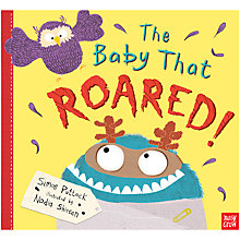 Buy The Baby That Roared Book Online at johnlewis.com