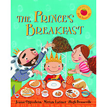 Buy The Prince's Breakfast Book Online at johnlewis.com