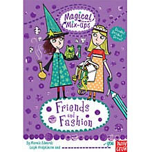 Buy Magical Mix-Ups: Friends & Fashion Online at johnlewis.com