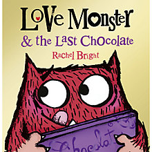 Buy Love Monster and the Last Chocolate Book Online at johnlewis.com
