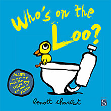 Buy Who's on the Loo? Book Online at johnlewis.com