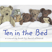 Buy Ten in the Bed Book Online at johnlewis.com