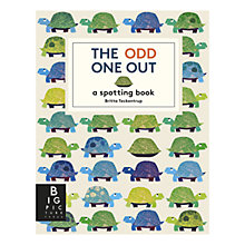 Buy Odd One Out Book Online at johnlewis.com