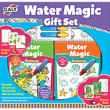 Buy Galt Water Magic Gift Set Online at johnlewis.com