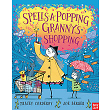 Buy Spells-A-Popping Granny's Shopping Book Online at johnlewis.com