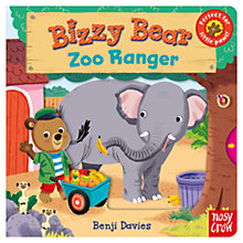 Buy Bizzy Bear Zoo Ranger Book Online at johnlewis.com