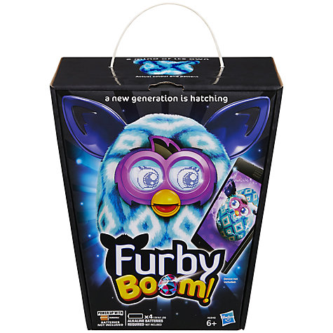 Buy Furby Boom, Blue Diamonds Online at johnlewis.com