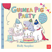 Buy Guinea Pig Party Book Online at johnlewis.com