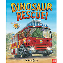 Buy Dinosaur Rescue Book Online at johnlewis.com