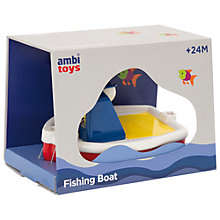 Buy Ambi Toys Fishing Boat Online at johnlewis.com