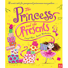Buy The Princess and The Presents Book Online at johnlewis.com