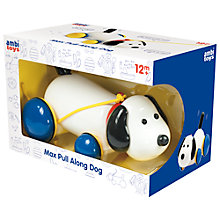 Buy Ambi Toys Max Pull Along Online at johnlewis.com