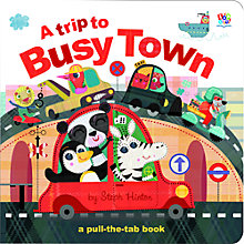 Buy A Trip to Busy Town Book Online at johnlewis.com