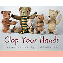 Buy Clap Your Hands Book Online at johnlewis.com