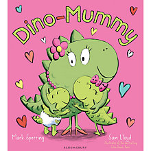 Buy Dino Mummy Book Online at johnlewis.com