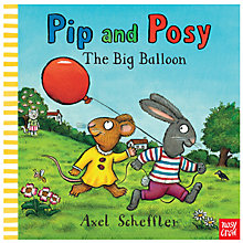 Buy Pip and Posy The Big Balloon Book Online at johnlewis.com