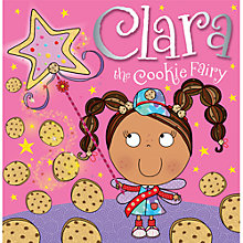 Buy Clara the Cookie Fairy Book Online at johnlewis.com