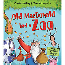 Buy Old Macdonald had a Zoo Book Online at johnlewis.com