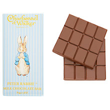 Buy Charbonnel et Walker Peter Rabbit Milk Chocolate Bar, 85g Online at johnlewis.com