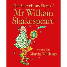 Buy The Marvellous Plays of William Shakespeare Book Online at johnlewis.com
