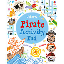 Buy Pirate Activity Pad Online at johnlewis.com
