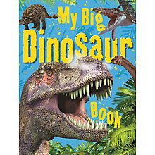 Buy My Big Dinosaur Book Online at johnlewis.com