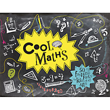 Buy Cool Maths Book Online at johnlewis.com