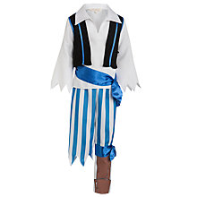 Buy Travis Designs Peg Leg Pirate Dressing-Up Costume Online at johnlewis.com