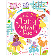 Buy Fairy Activity Pad Online at johnlewis.com