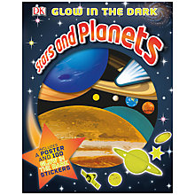 Buy Glow in the Dark Stars and Planets Book Online at johnlewis.com